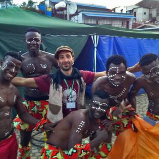 First African Circus festival, Ethiopia