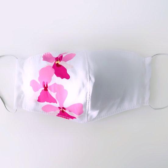 Vanda Fabric Mask (White)