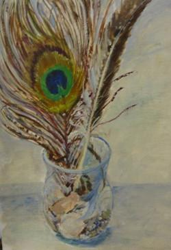 Still life - watercolour