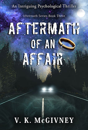 Aftermath of an Affair Kindle cover TO U