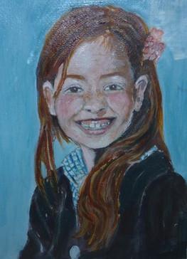 Isabel - Watercolour