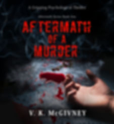 Aftermath of a murder audio book
