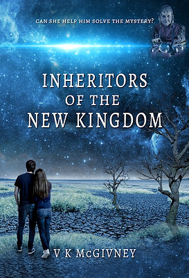 Inheritors of the New Kingdom by V K McGivney