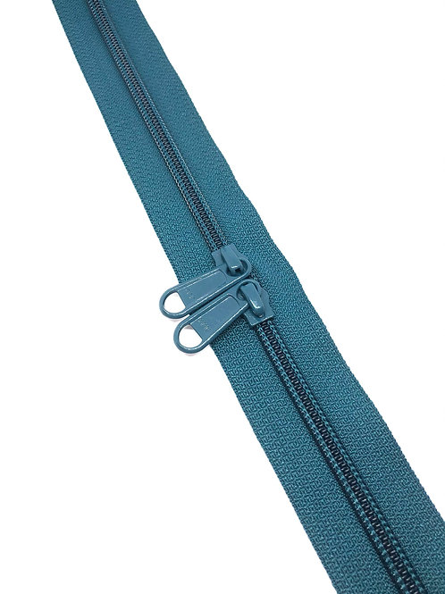 YKK Zipper Tape - Teal 908