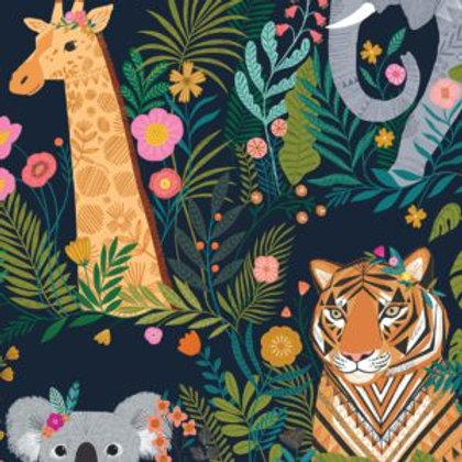 Jungle - Dashwood Studio (PLAN1732)