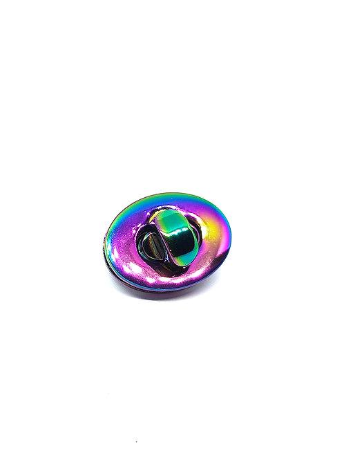 Oval Turn Lock 28mm x 22mm