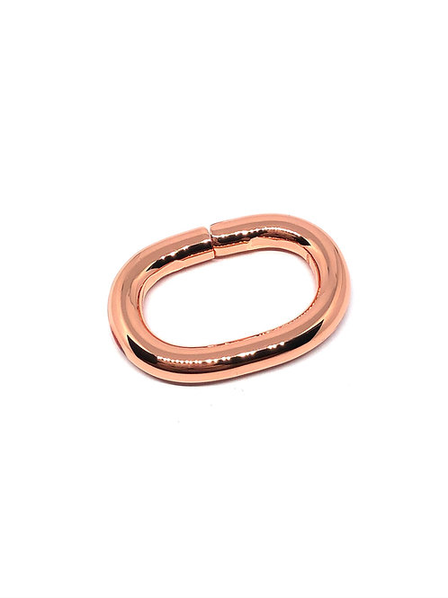 """Oval Rings 25mm (1"""") x 15mm (5/8"""")"""