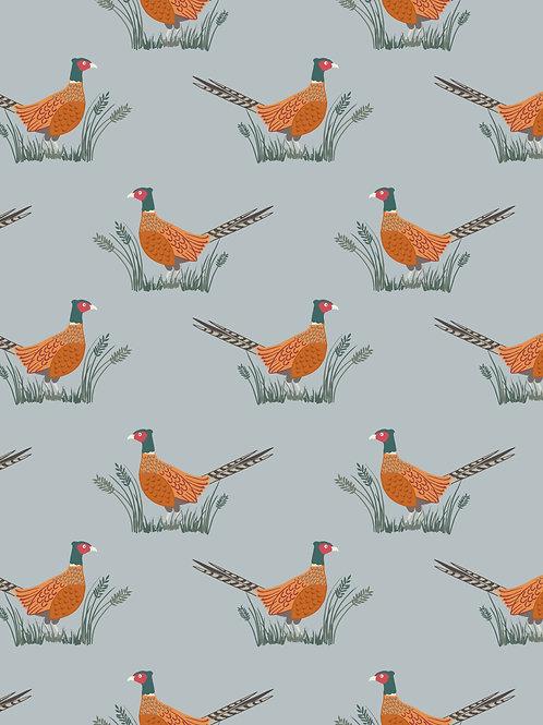 Pheasant - Light Blue (A91.1)
