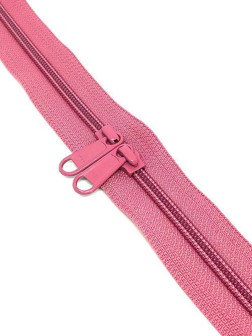 YKK Zipper Tape - Rouge 082