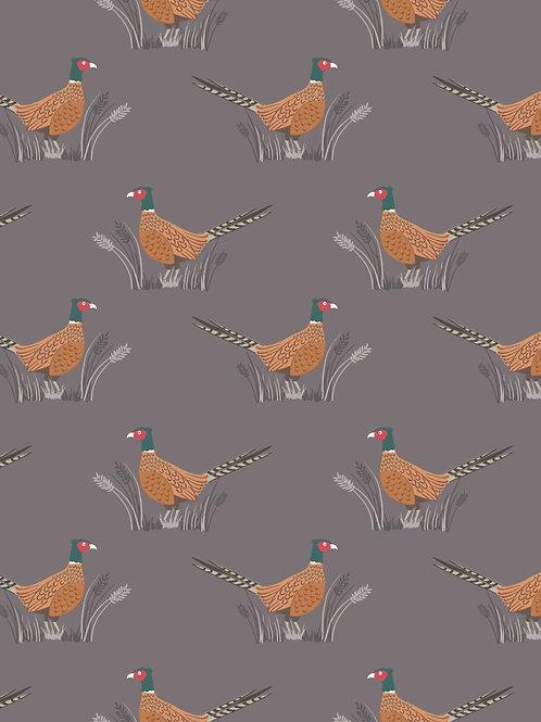 Pheasant - Aubergine (A91.3)