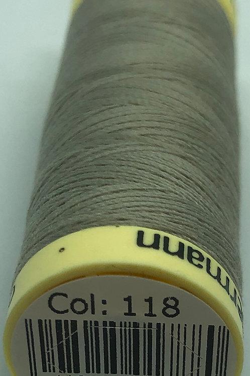 Gutermann Sew-all Thread #118