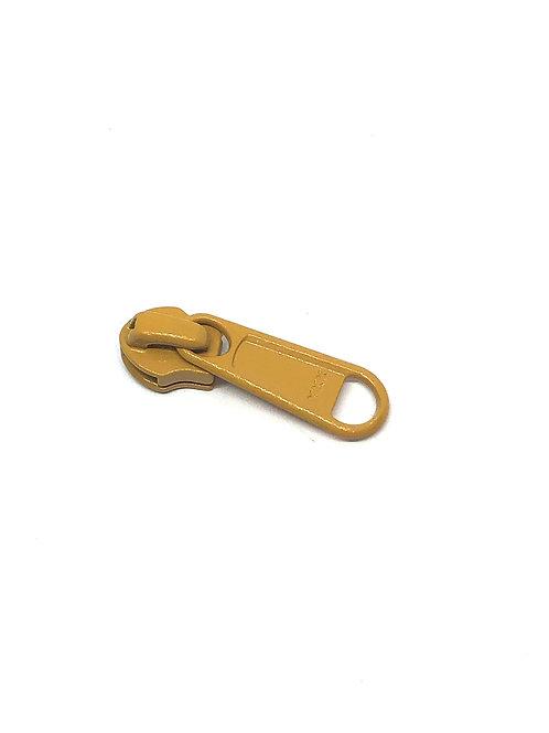 YKK Zipper Pull - Ochre 087