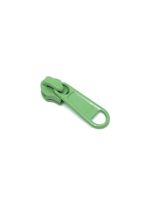 YKK Zipper Pull - Pistachio 063