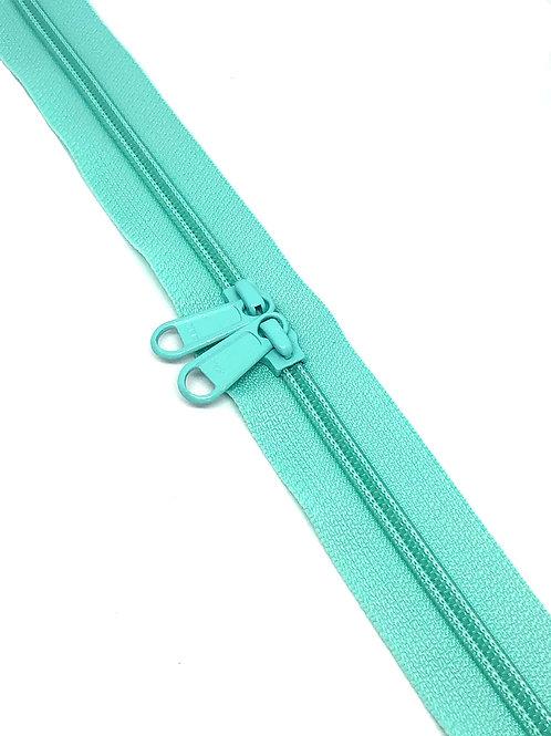 YKK Zipper Tape - Spearmint 533
