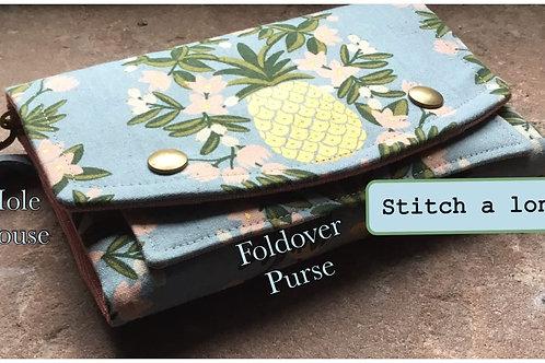 The Foldover Purse Kit