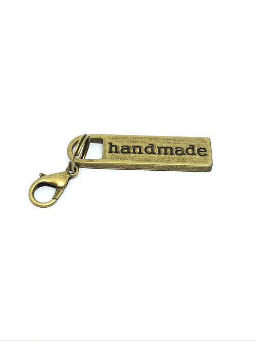 Handmade Metal Tag