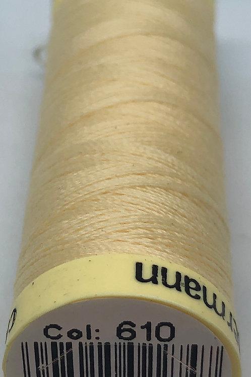 Gutermann Sew-all Thread #610