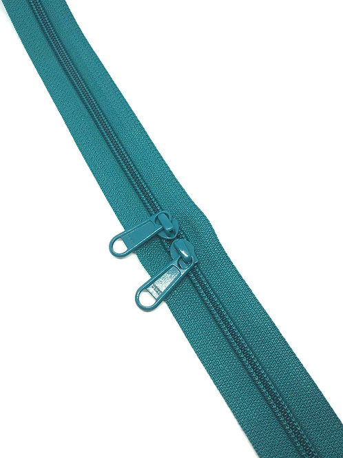 YKK Zipper Tape - Sea Green 020