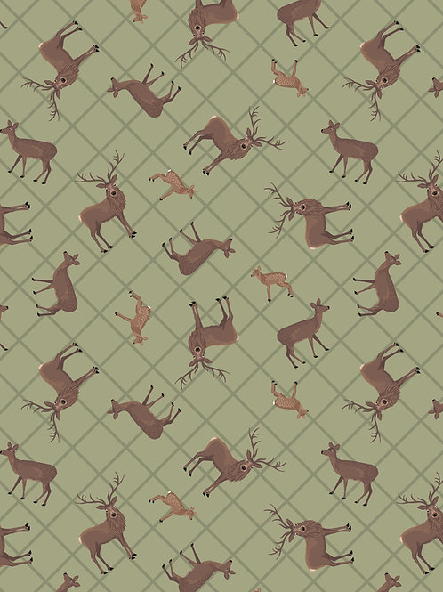 Sage Deer Check (A540.1)