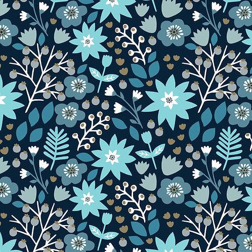 Flowers and Foliage - Dashwood Studio (SHOL1691)