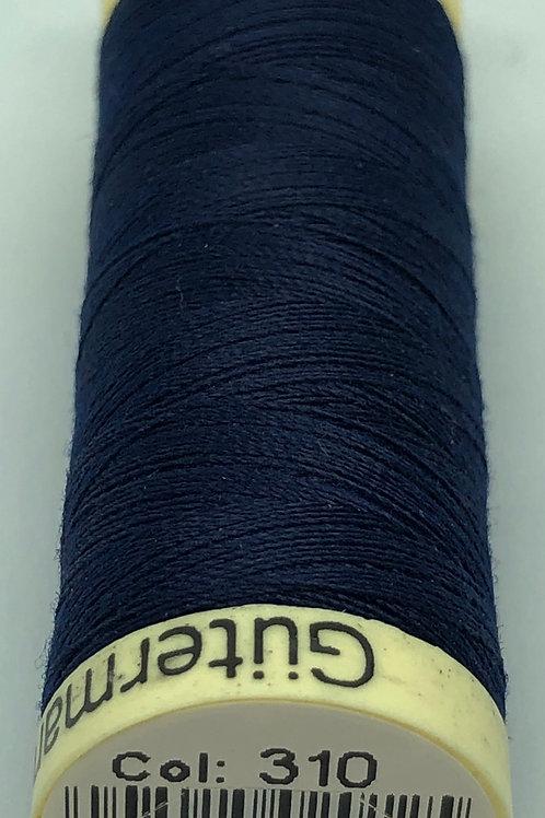 Gutermann Sew-all Thread #310 Navy