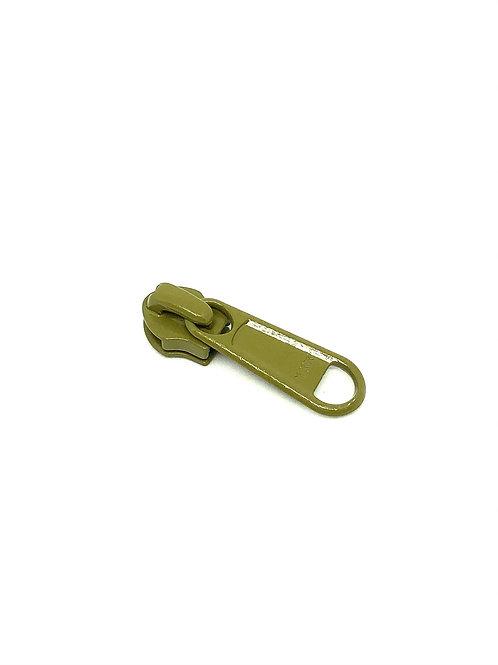YKK Zipper Pull - Khaki 247