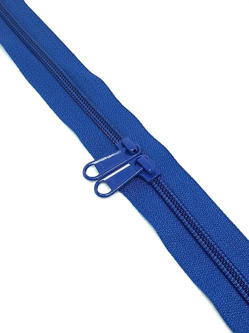 YKK Zipper Tape - Royal Blue 027