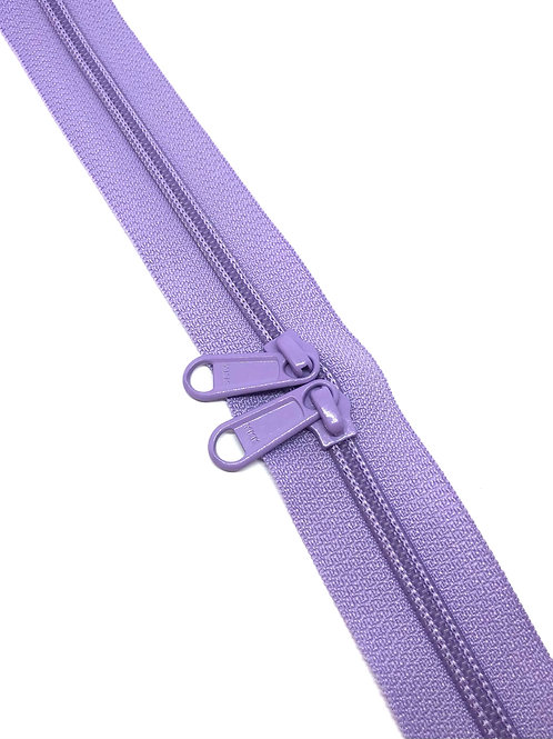 YKK Zipper Tape - Viola 553