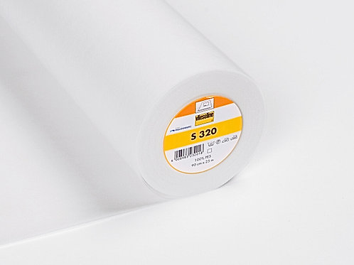 Vlieseline S320 Interfacing - Fusible
