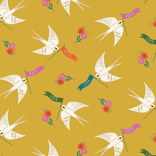 Mustard Birds - Dashwood Studio (GOOD1854)