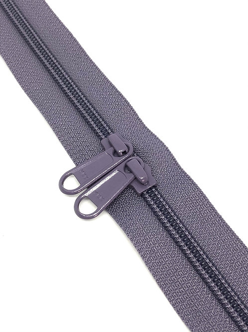 YKK Zipper Tape - Crocus 380
