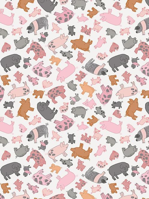 Piggies on Cream (A534.1)