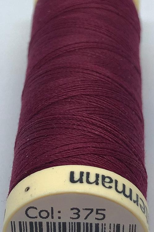 Gutermann Sew-all Thread #375