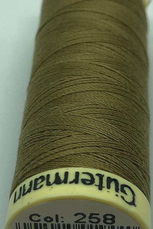 Gutermann Sew-all Thread #258
