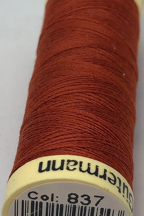 Gutermann Sew-all Thread #837