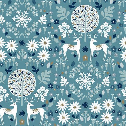 Tree and Deer - Dashwood Studio (SHOL1687)