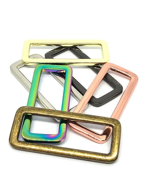 "Flat Rectangle Rings 38mm (1.5"")"