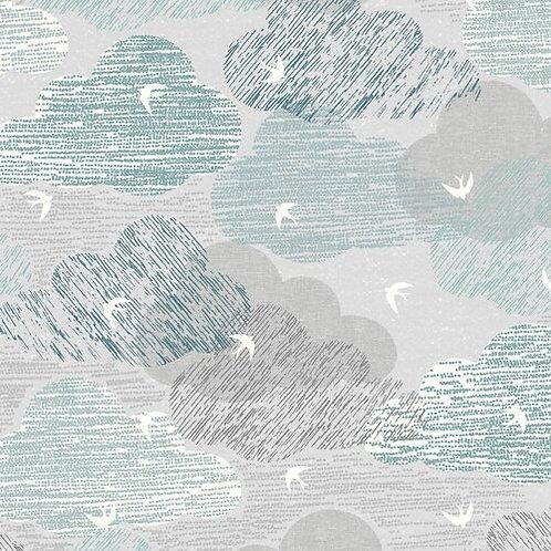 Clouds on Grey - Dashwood Studio (ELEM1764)