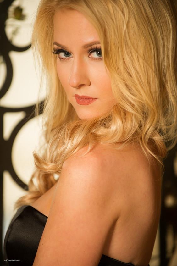 Kate's model headshots