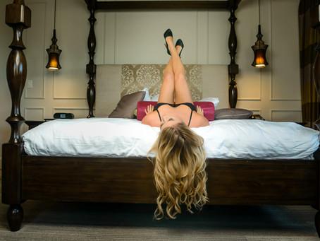 Hotel Boudoir Session