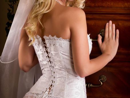 Wedding Themed Boudoir