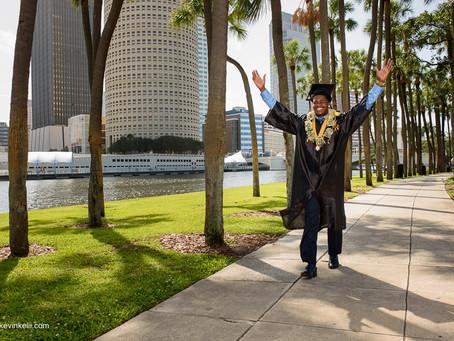 Jamil's Graduation Portraits