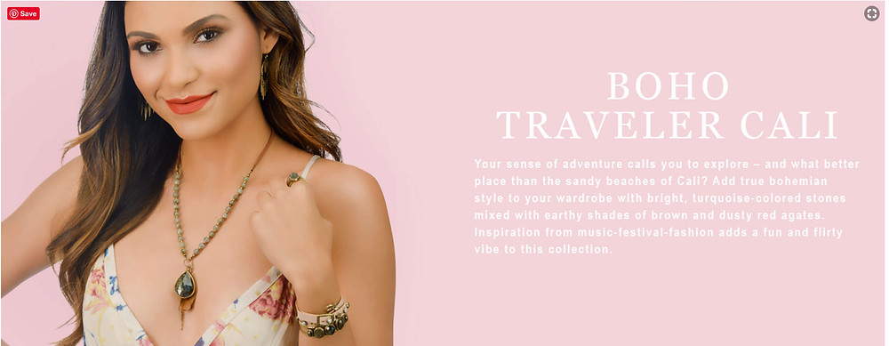 Cosmostyle Jewelry ad 3