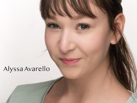Alyssa's Acting Headshots