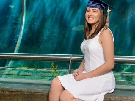 Sydney's Graduation Photos