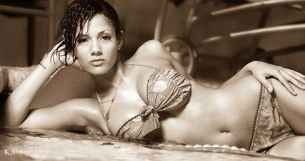 Boudoir \ Glamour With Nadia  3