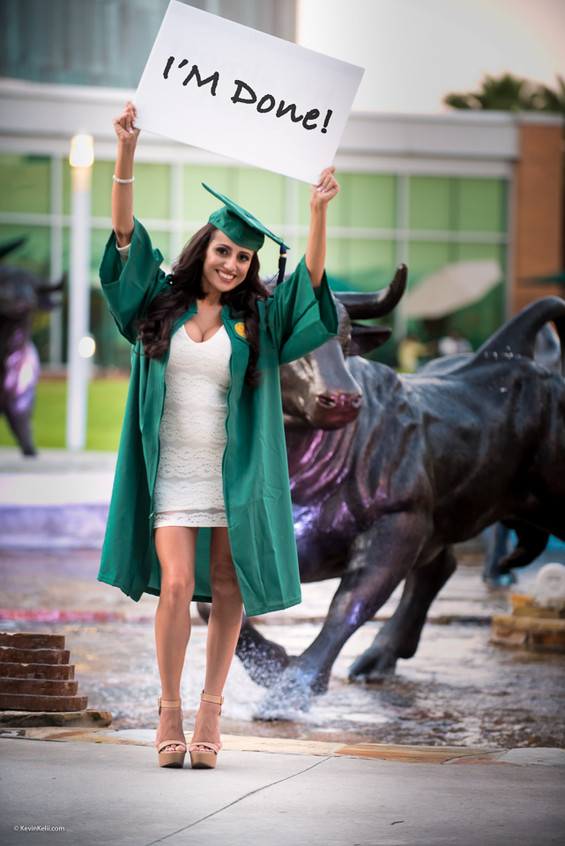 USF Graduation Photos