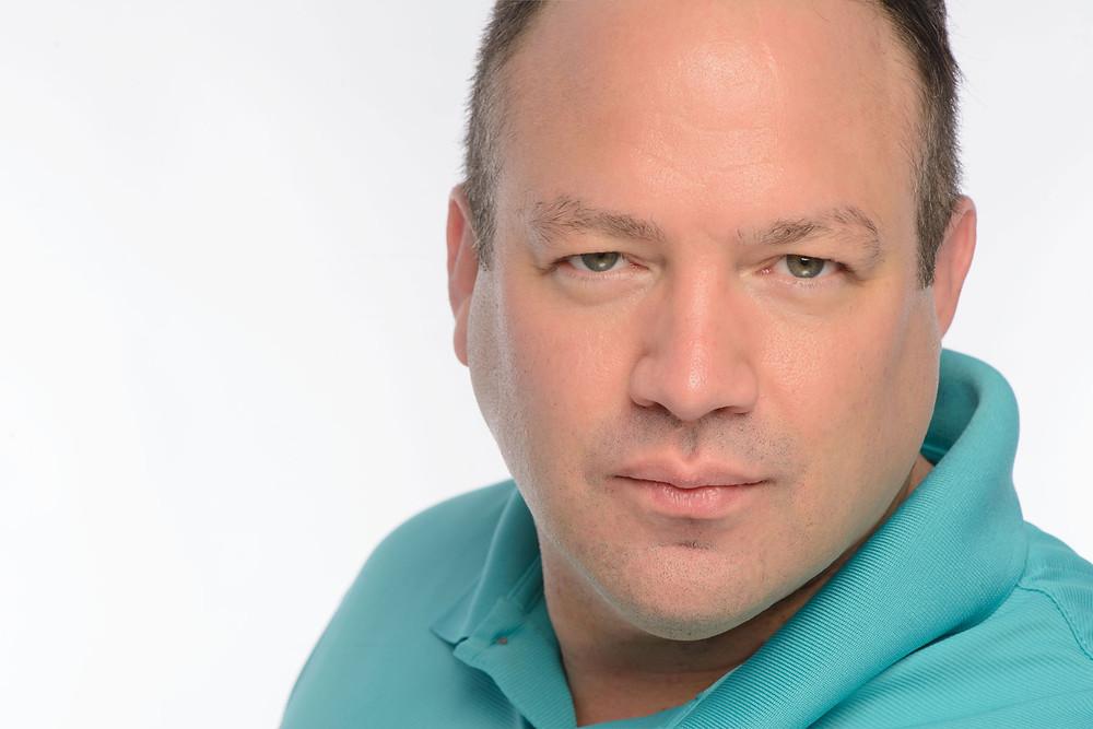 Josef's Actor Headshot