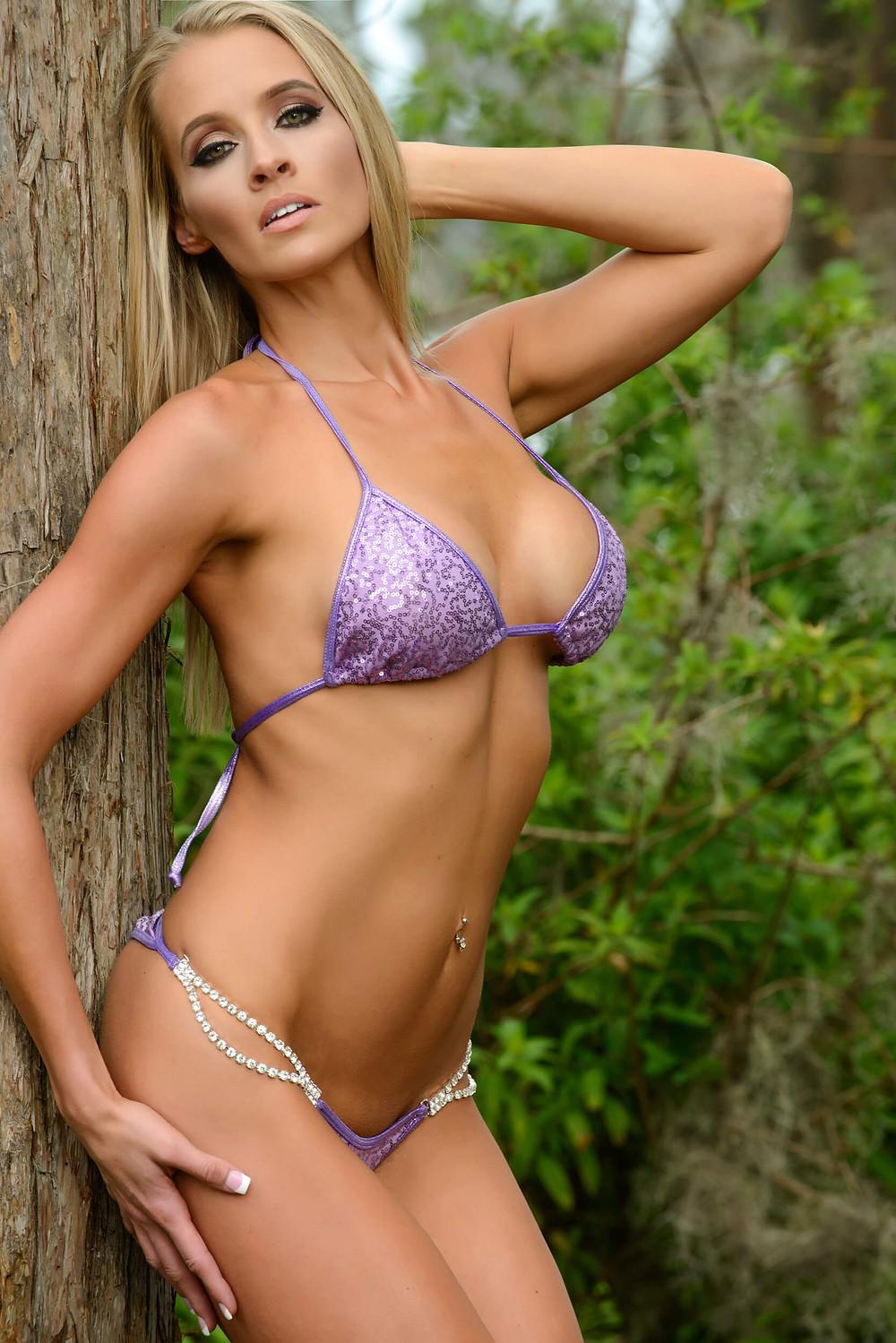 Kristina's Bikini Shoot 1