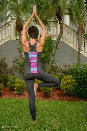 Yoga Fitness Photography